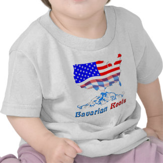 American Bavarian Roots T Shirt