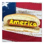 American BBQ Invitations