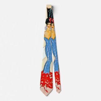 American Beauty 1920 Tie