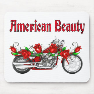 american beauty-1 mouse pad