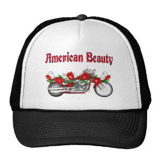 american beauty-1 trucker hat