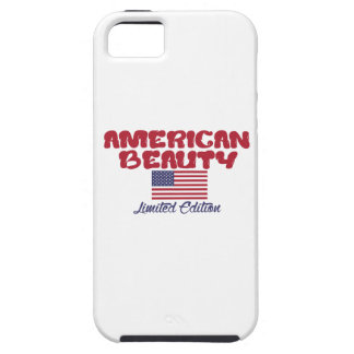 american beauty designs iPhone SE/5/5s case