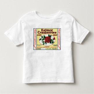 American Beauty Eatmor Cranberries Brand Label Toddler T-shirt