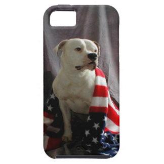 american-beauty-flag-dog-31000.jpg iPhone SE/5/5s case