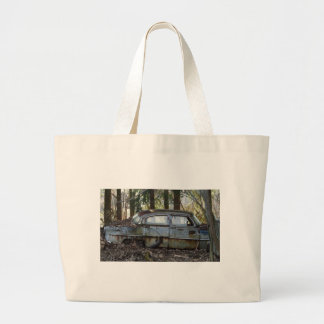 American Beauty in Decay Large Tote Bag
