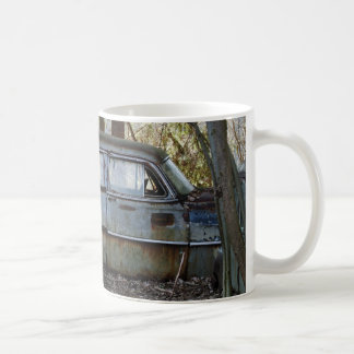 American Beauty in Decay Classic White Coffee Mug