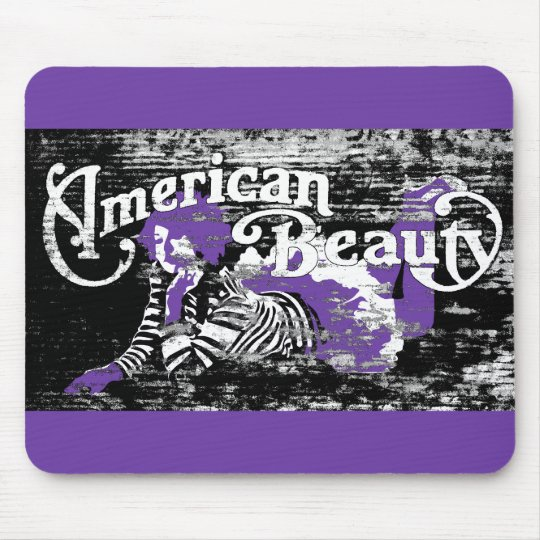 american beauty mouse pad