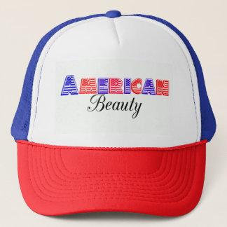 American Beauty Trucker Hat