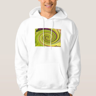 American Beautyberry Abstract Hoodie