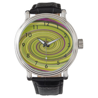 American Beautyberry Abstract Watch