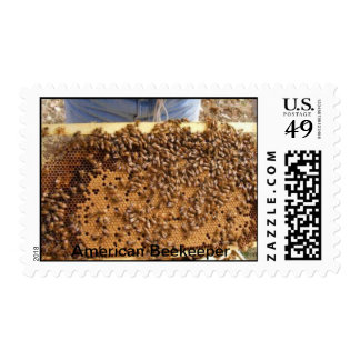 American Beekeeper Stamp