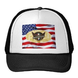AMERICAN BEER TRUCKER HAT