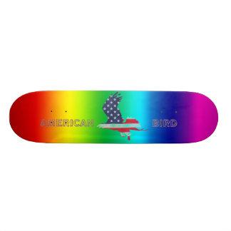 """"""" American Bird """" Skate Board Decks"""