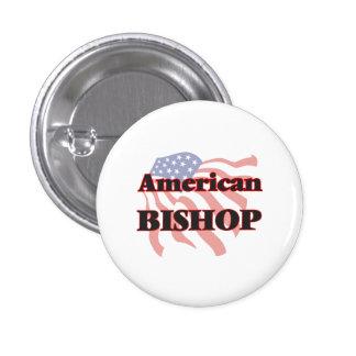 American Bishop 1 Inch Round Button