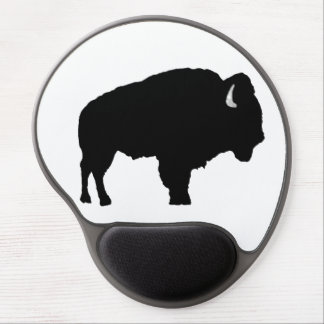 American Bison Gel Mouse Pad