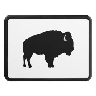 American Bison Hitch Cover
