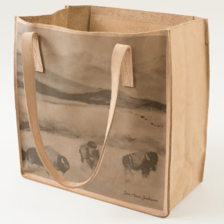 American Bison Tote