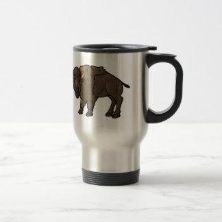 American Bison Travel Mug