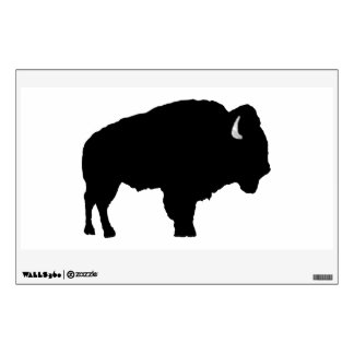 American Bison Wall Decal
