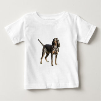 American Black and Tan Coon Hound Baby T-Shirt
