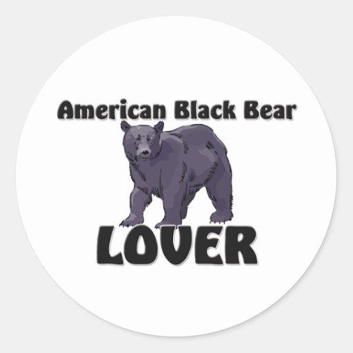 American Black Bear Lover Sticker