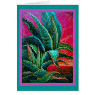 American Blue Agave Desert Gifts by Sharles Cards