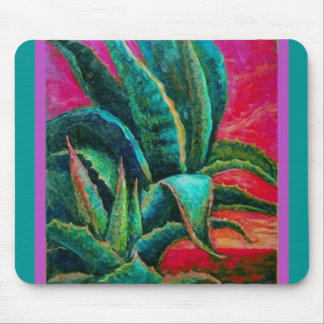 American Blue Agave Desert Gifts by Sharles Mousepads