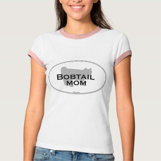 American Bobtail Mom T-Shirt