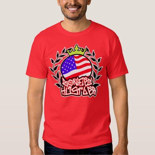 American Bonified Hustler -- T-Shirt