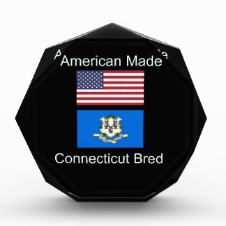 """American Born..Connecticut Bred"" Flag Design Award"