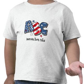 American Born Cutie T-shirts