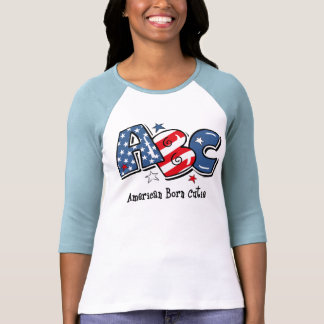 American Born Cutie Tee Shirt