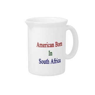 American Born In South Africa Pitcher
