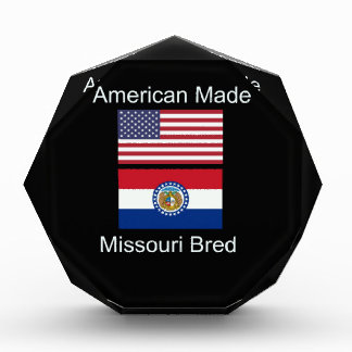 """American Born..Missouri Bred"" Flag Design Award"