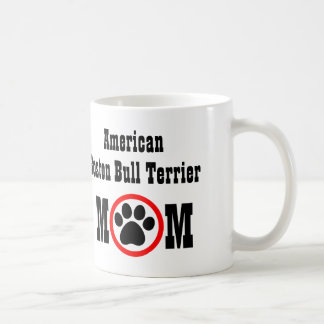 American Boston Bull Terrier Dog Lover Coffee Mug