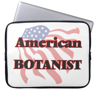American Botanist Laptop Computer Sleeve