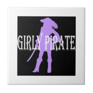 American Boudica Pirate Tile