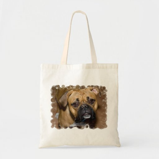 American Boxer Small Canvas Bag
