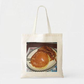American Breakfast Tote bag