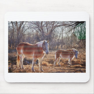 American Breed Mouse Pad