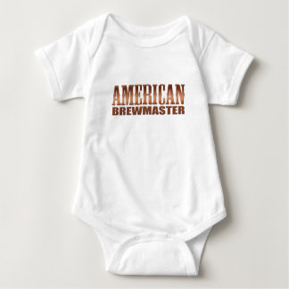 american brewmaster home brewer beer baby bodysuit