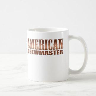 american brewmaster home brewer beer coffee mug