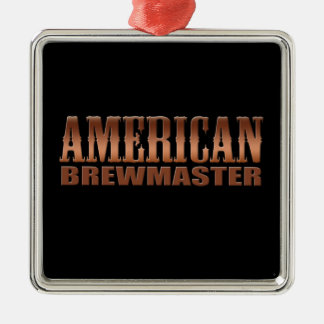 american brewmaster home brewer beer christmas ornament