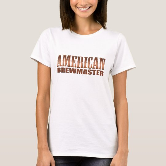 american brewmaster home brewer beer T-Shirt