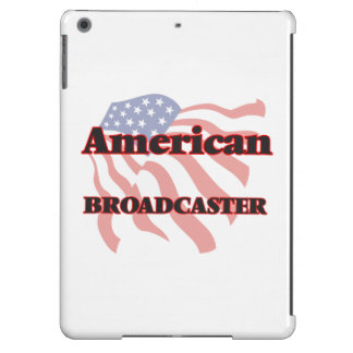 American Broadcaster iPad Air Cover