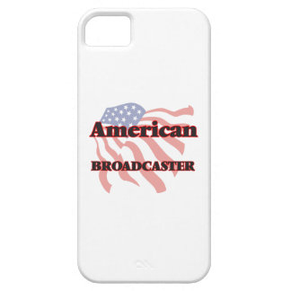 American Broadcaster iPhone 5 Cases