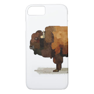 American Buffalo (Bison) iPhone Case