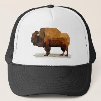 American Buffalo (Bison) Trucker Hat
