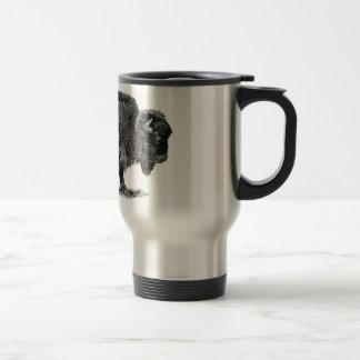American Buffalo Coffee Mugs