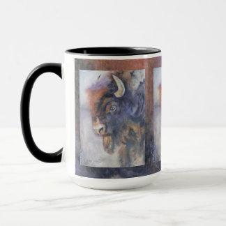 American Buffalo Mug